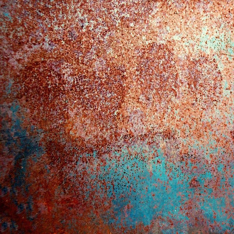 Fond grunge coloré Recouvrement et détresse Backgrou de la poussière photos stock