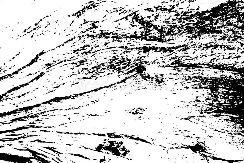 Fond grunge d'isolement de conception de texture illustration libre de droits