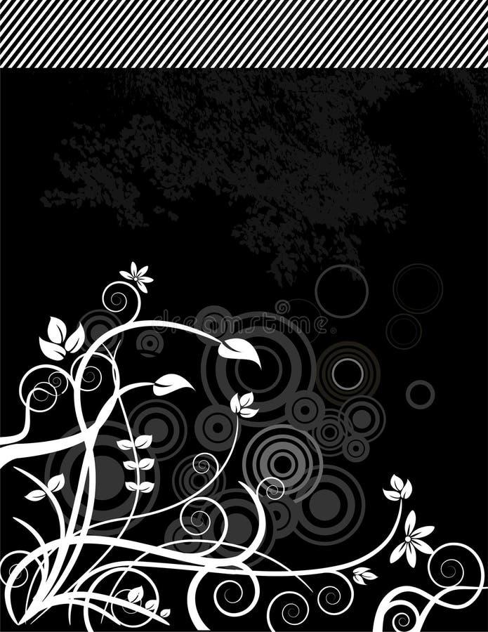 Fond grunge de lame de vecteur illustration stock