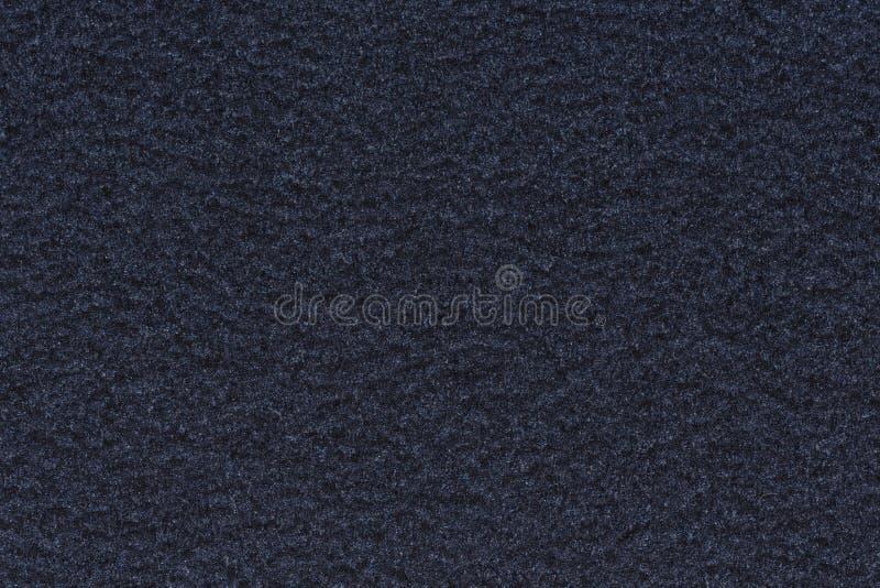Fond grunge de papier bleu-foncé de texture Photo de haute résolution photo stock