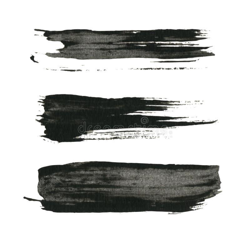 Fond grunge de peinture, illustration de vecteur pour votre conception illustration stock