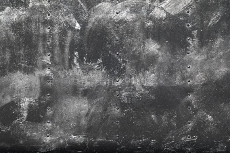 Fond grunge de texture de fer de metall avec l'espace pour le texte ou l'image image stock