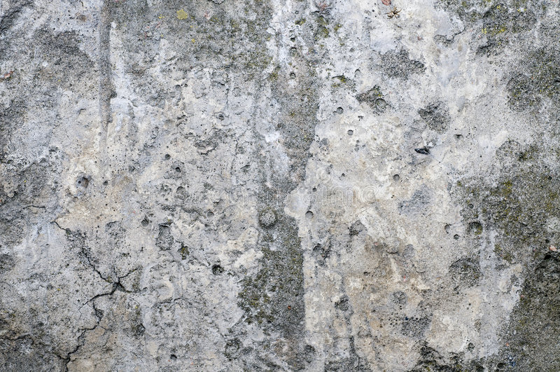 Fond grunge de vieux mur en béton photographie stock