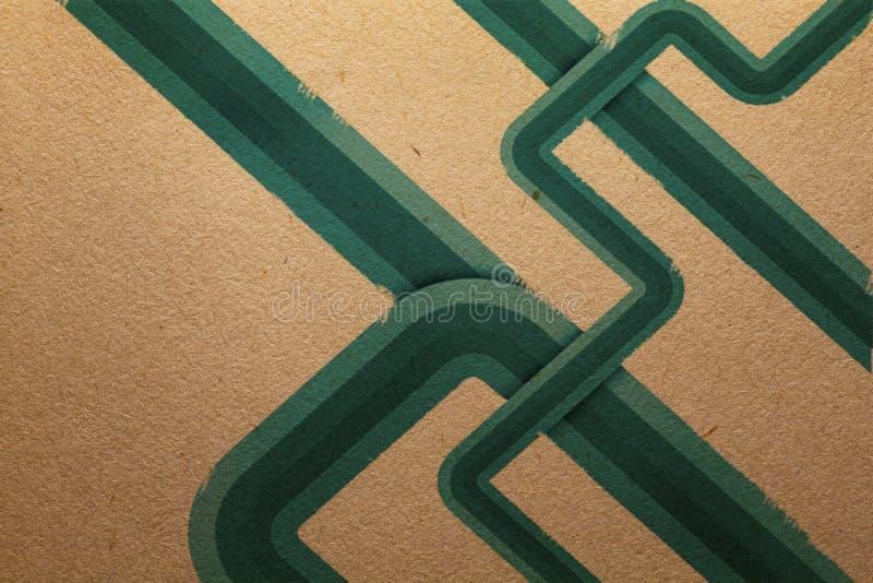 Fond grunge de vintage de tuyaux illustration libre de droits