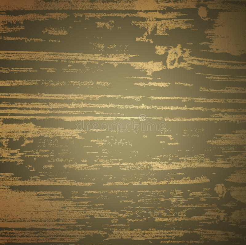 Fond grunge en bois illustration de vecteur