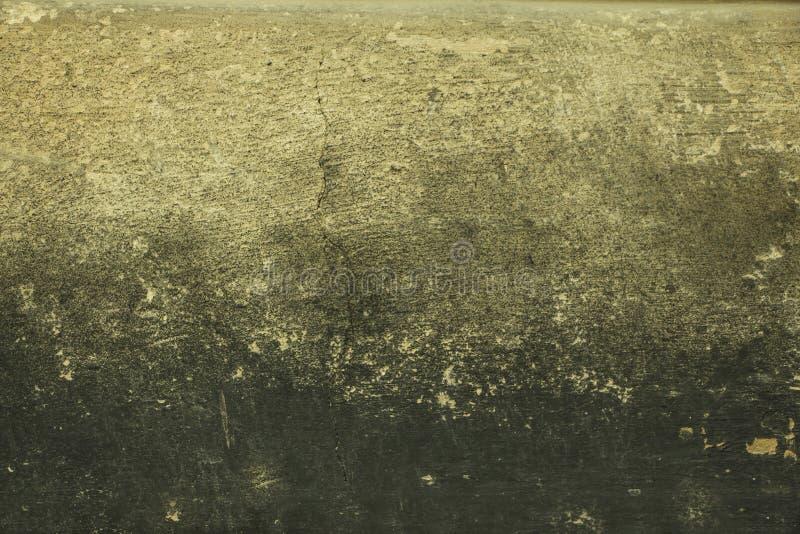 Fond grunge gris avec des éraflures et des fissures Fond texturisé concret de mur, l'espace grunge foncé gris de copie images libres de droits