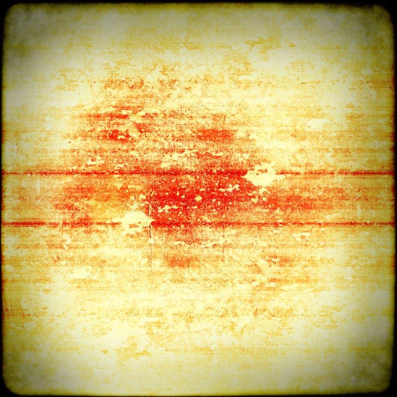 Fond grunge illustré par abstrait photo libre de droits