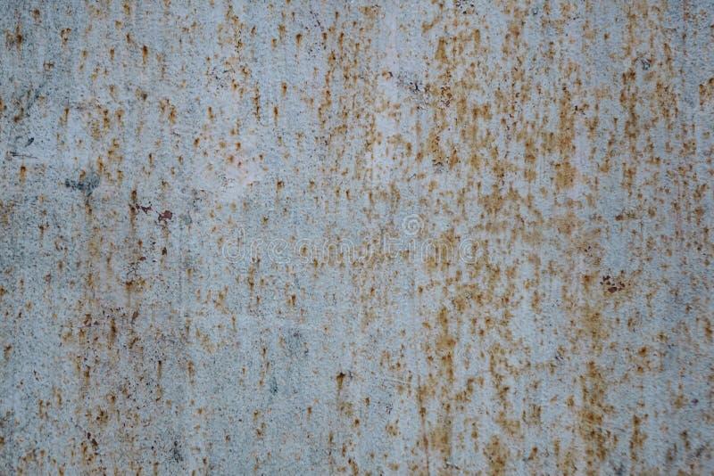 Fond grunge Peinture d'?pluchage sur un vieux plancher en bois Texture en bois blanche pour le fond Vue sup?rieure photographie stock