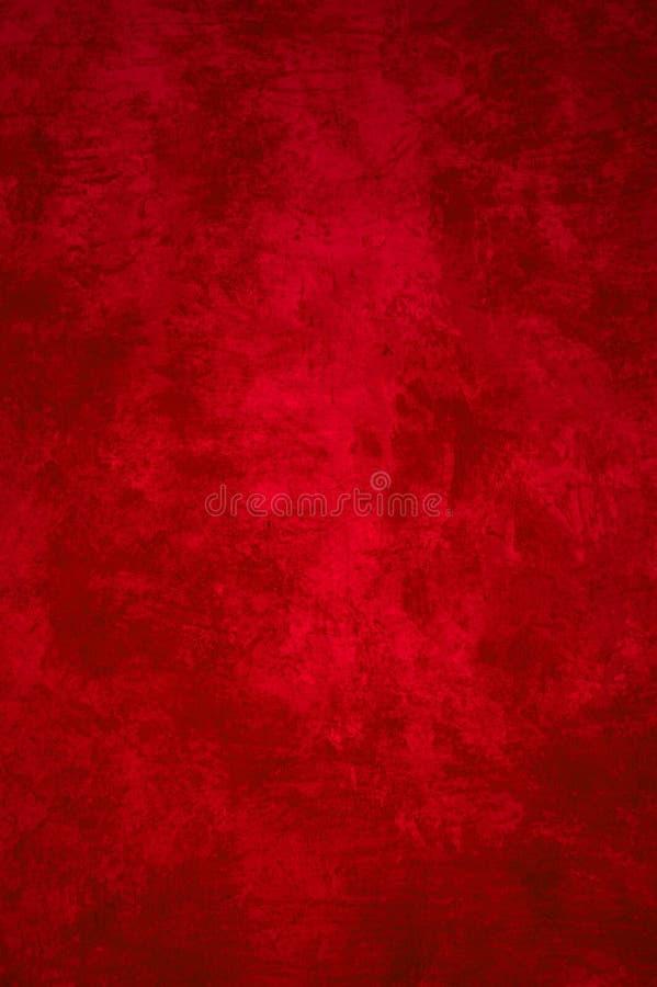 Fond grunge rouge inégal élégant images stock
