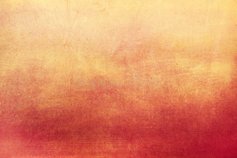 Fond grunge rouge lumineux photo stock