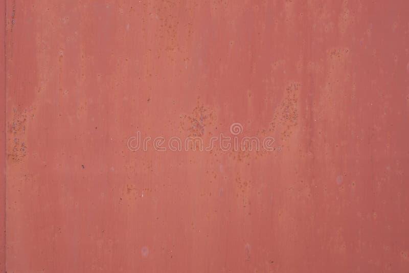 Download Fond Grunge Rouillé Porté Rouge De Fer Image stock - Image du industriel, brun: 87703031