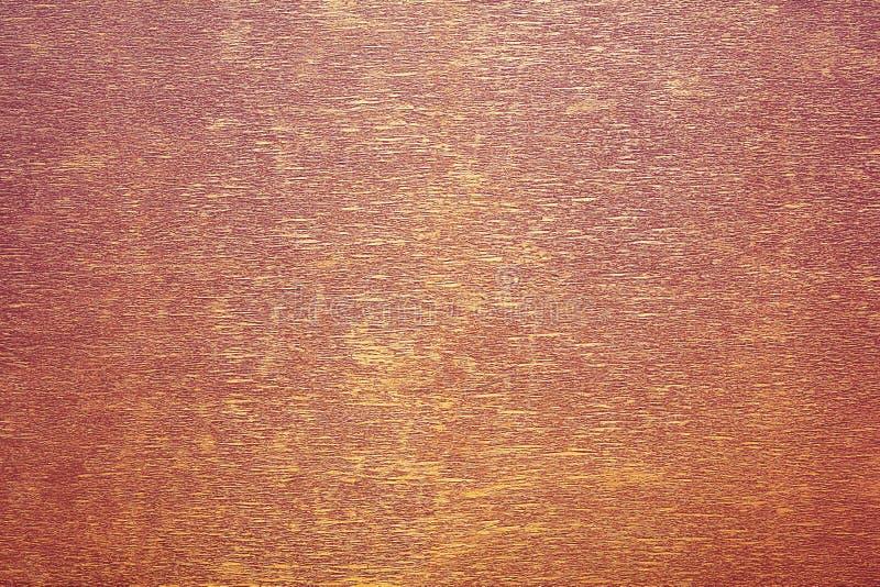 Fond iridescent d'or photographie stock libre de droits
