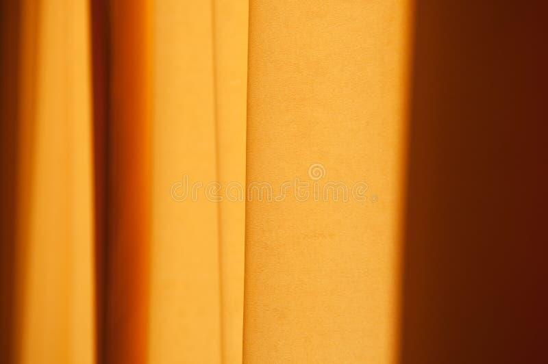 fond jaune de rideau photo stock image 29183090