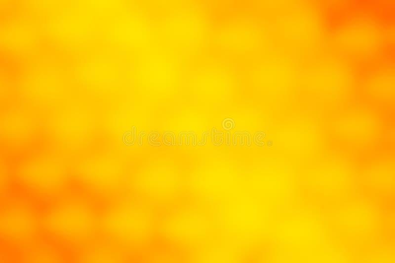 Fond jaune et orange abstrait photo stock
