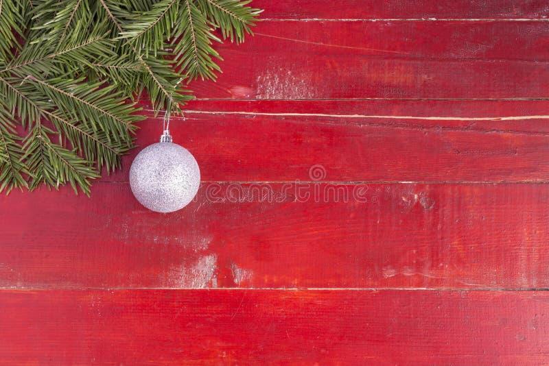 Fond-joyeux Noël de Noël images stock
