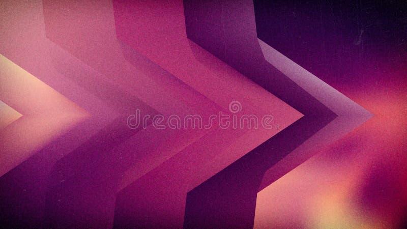 Fond ?l?gant de conception de l'industrie graphique d'illustration de Violet Pink Purple Beautiful illustration de vecteur