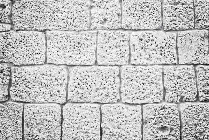 Fond lapidé, détail du bâtiment dans Trogir images libres de droits