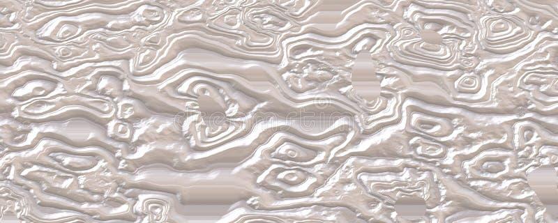 Fond liquide abstrait blanc photographie stock
