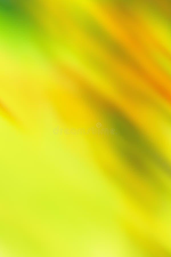 Fond lumineux d'automne avec le streptocoque diagonal orange, jaune, vert images libres de droits