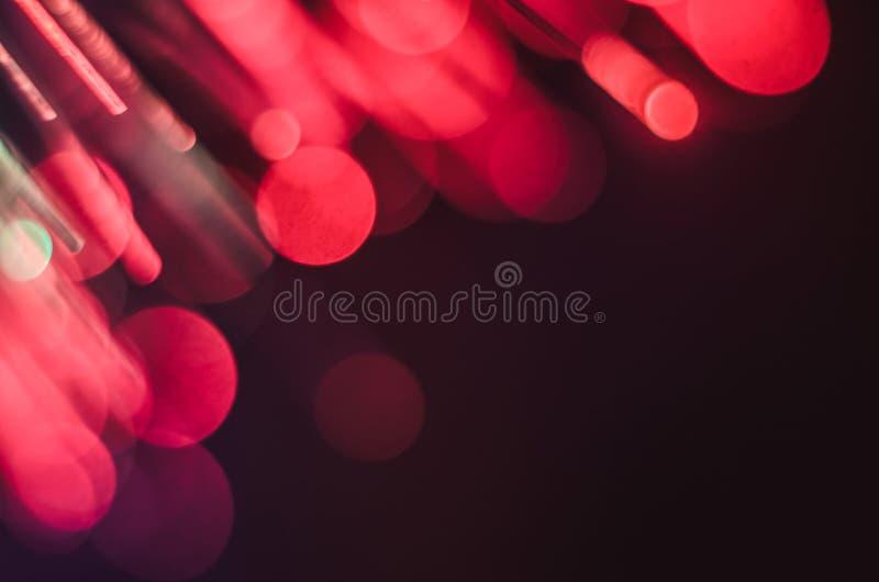 Fond lumineux et coloré de concept de fibre de verre photographie stock libre de droits