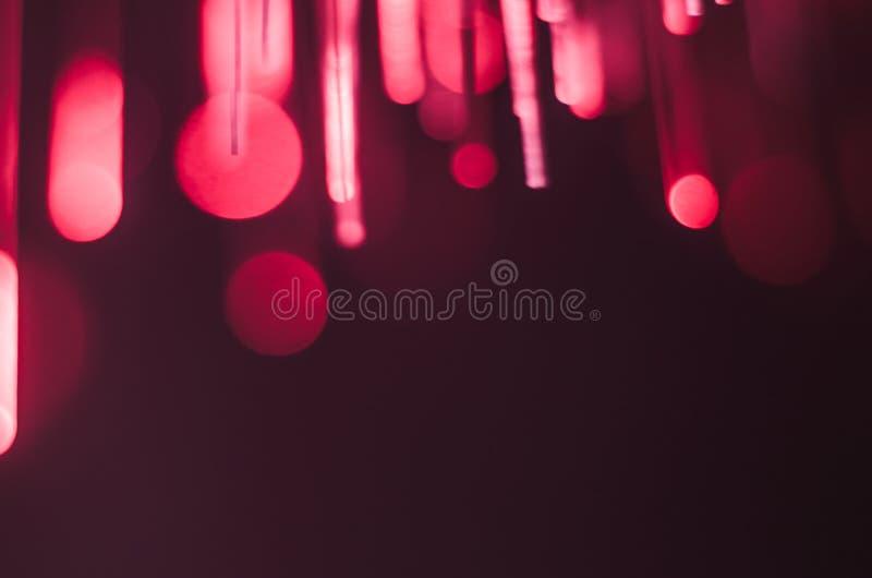Fond lumineux et coloré de concept de fibre de verre photo libre de droits