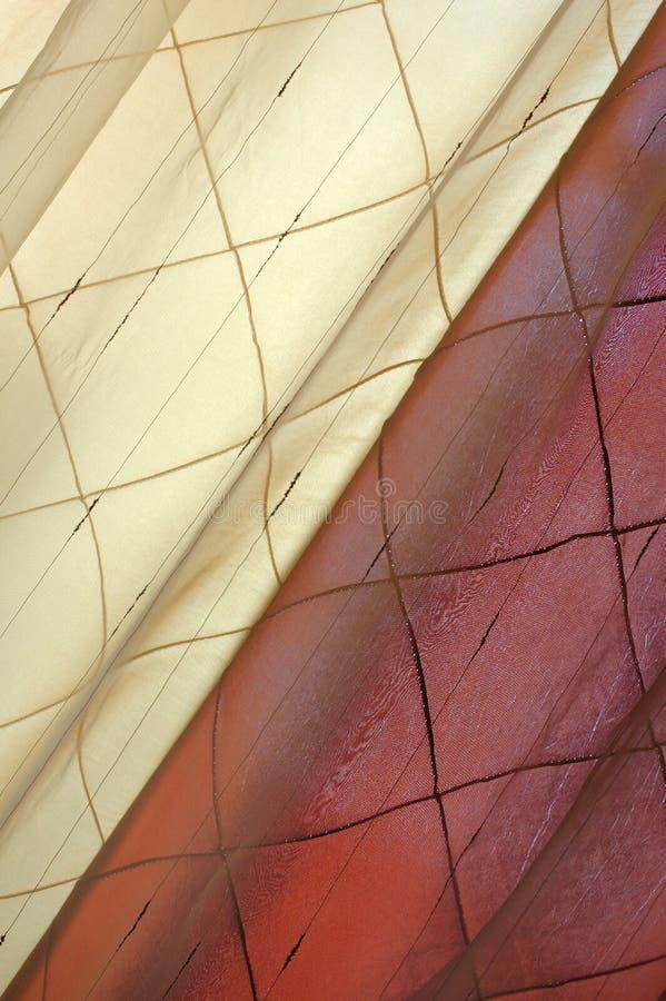 Fond luxueux - abat-jour élégants. photo stock