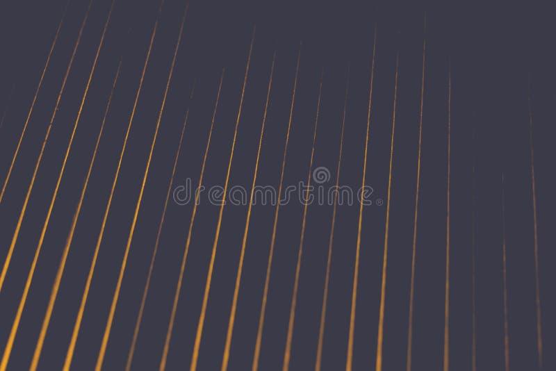 Fond métallique abstrait de rayures pour la conception photo libre de droits