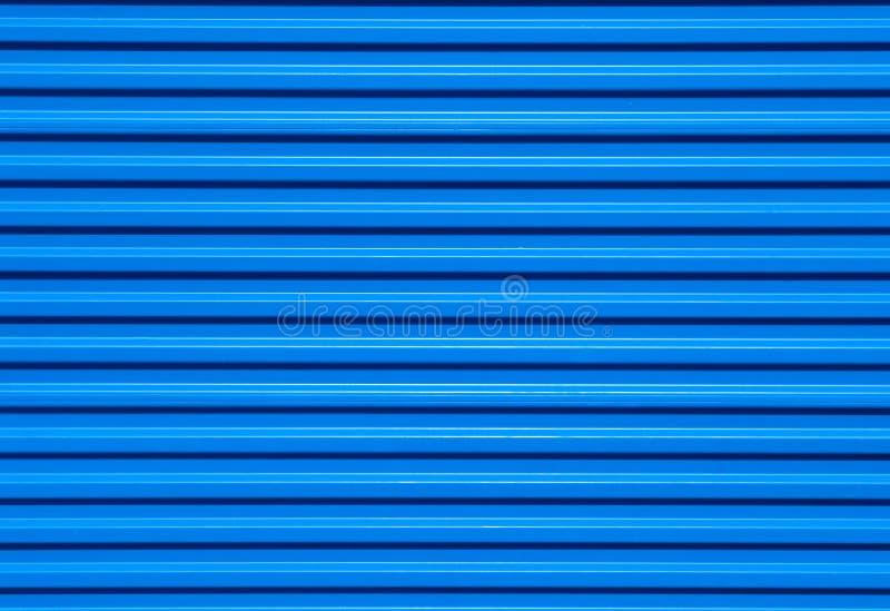 Fond métallique bleu photos stock