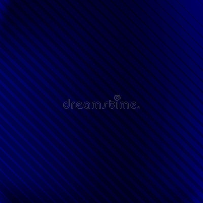 Fond métallique bleu-foncé de texture d'aluminium avec des lignes illustration libre de droits