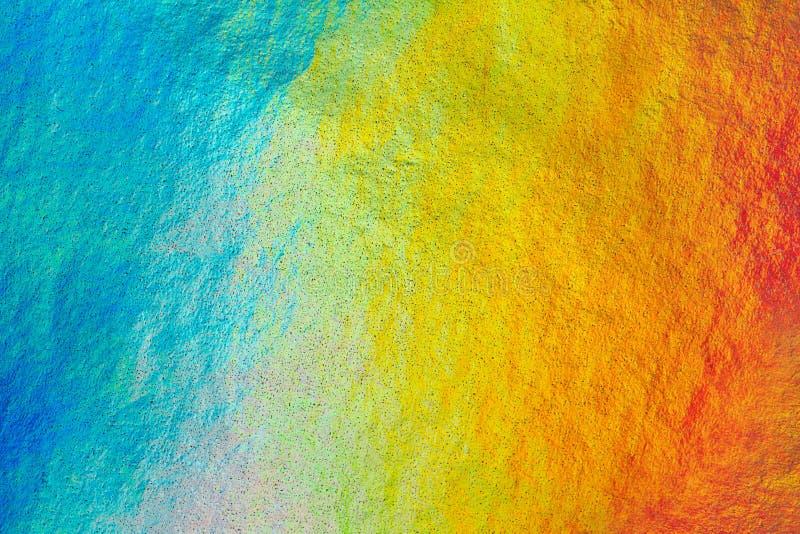 Fond métallique coloré images libres de droits