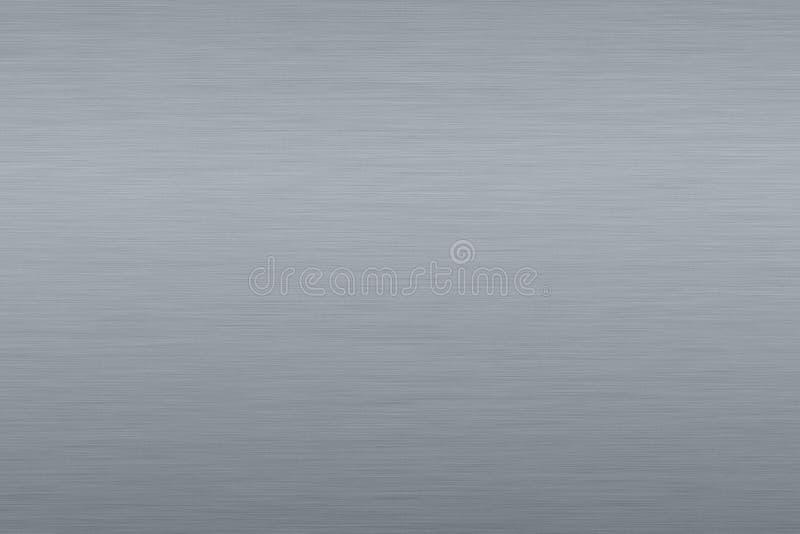 Fond métallique gris image libre de droits