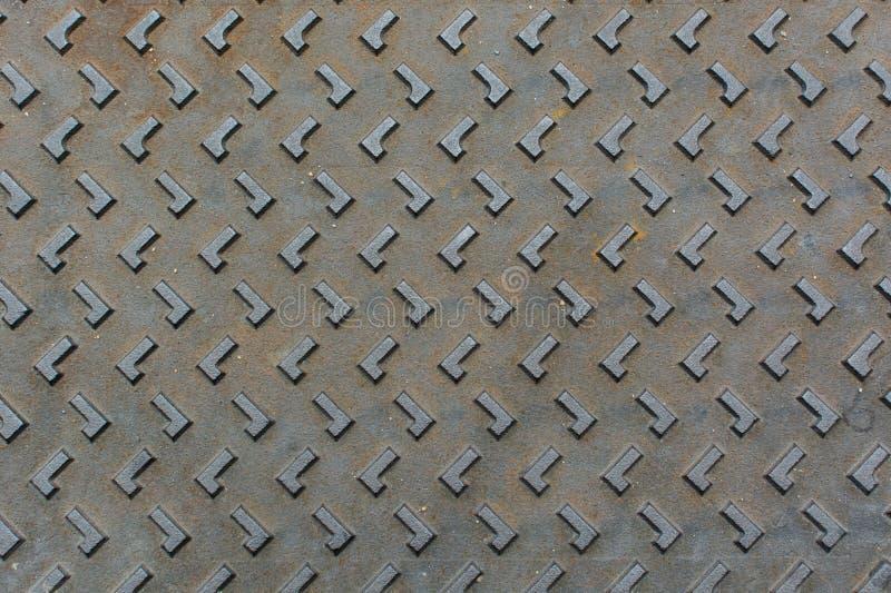 Fond métallique rouillé photos stock