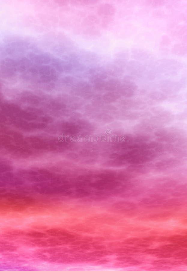 Fond magenta atmosphérique mou abstrait. illustration libre de droits