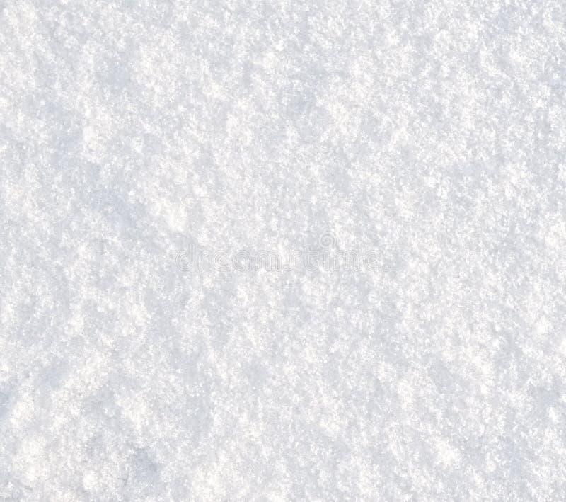 Fond magique de neige photographie stock