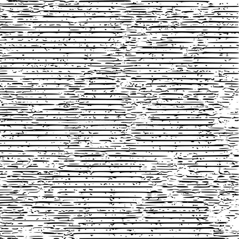 Fond malpropre de la poussière grunge noire et blanche Perfectionnez pour l'affiche illustration libre de droits