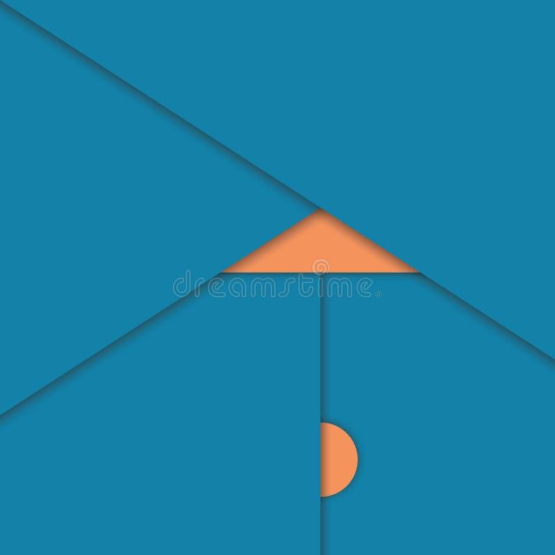 Fond matériel de vecteur d'abrégé sur conception moderne illustration de vecteur