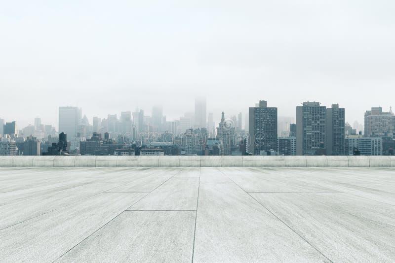 Fond mat de ville photographie stock libre de droits