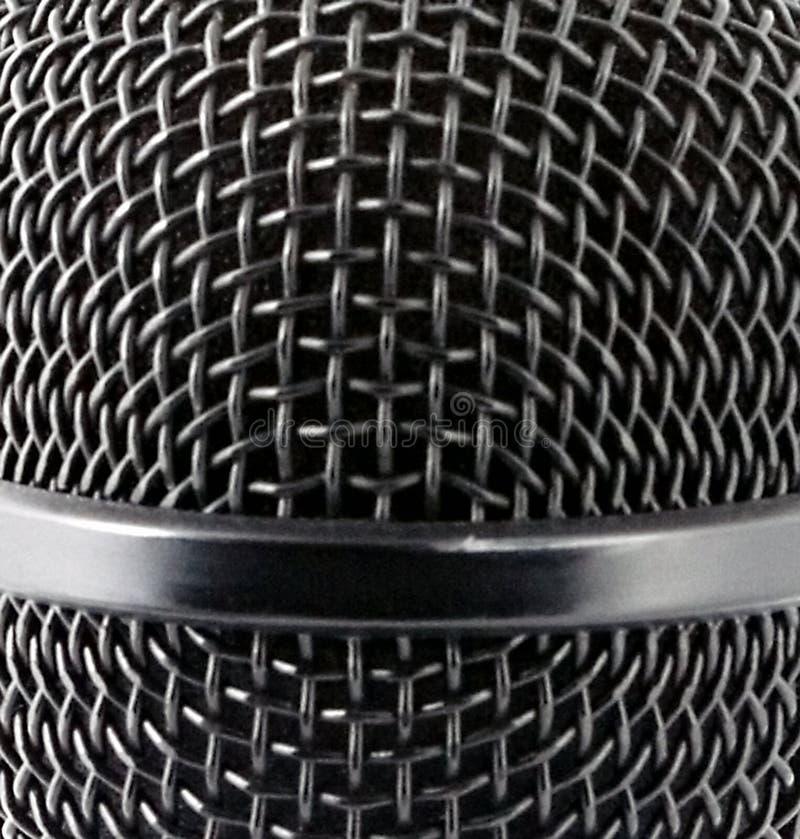 fond MIC de microphone photos stock