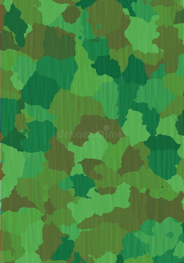 Fond militaire illustration libre de droits