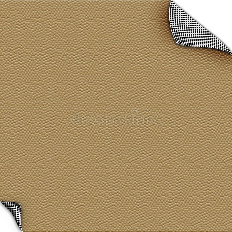 Fond minable de cru avec les configurations chiques illustration stock