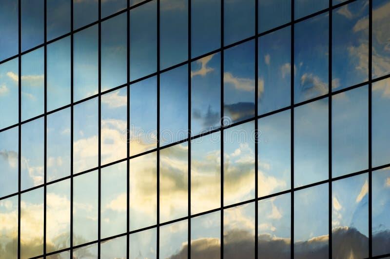 Fond moderne de construction d'affaires photos libres de droits