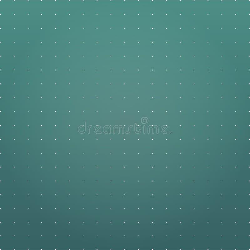 Fond moderne de points futuristes monochromes de résumé Contexte pointillé grunge Élément de conception pour des bannières de Web illustration de vecteur
