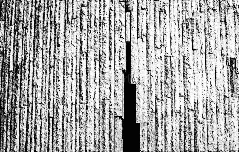 Fond monochrome de photo, lignes gris-clair et en bois texture ou bambou images stock