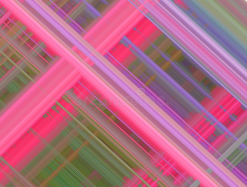 Fond multicolore abstrait illustration de vecteur
