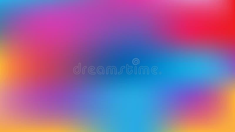 Fond multicolore de maille de gradient Illustration de vecteur ENV illustration stock