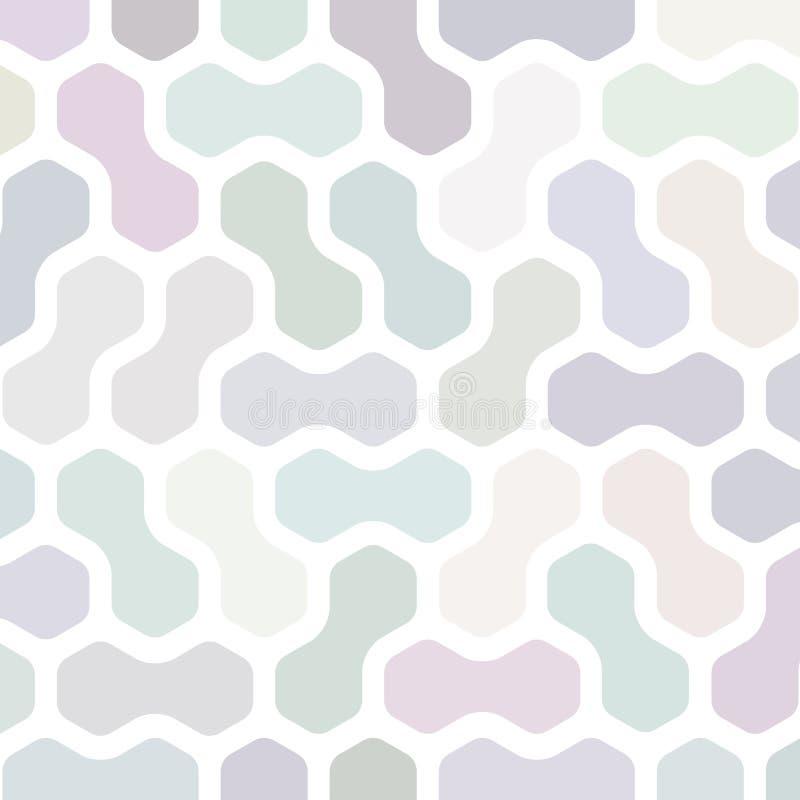 Fond abstrait de vecteur de technologie. Multicolore. illustration de vecteur