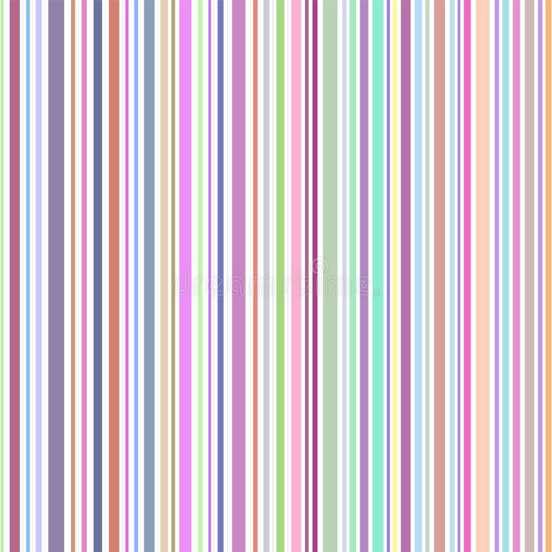 Fond multicolore en pastel vertical de pistes illustration stock