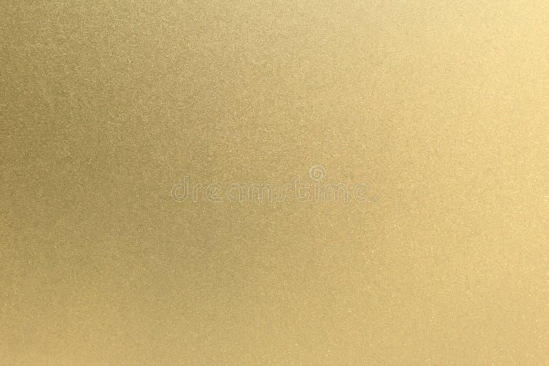 Fond naturel abstrait de bokeh dans des couleurs d'or images libres de droits