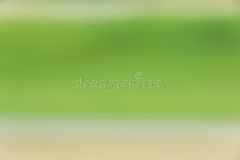 Fond naturel abstrait jaune et vert images stock