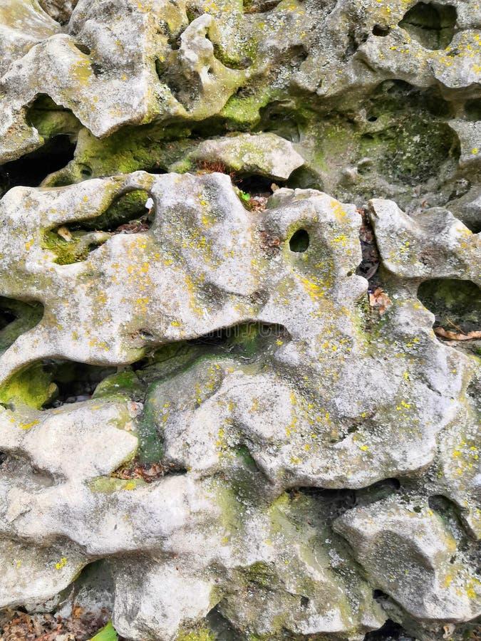 Fond naturel de texture de pierre de sable. E image libre de droits